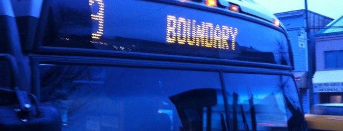 Bus 9 Boundary/UBC is one of Vancouver Canada Line.