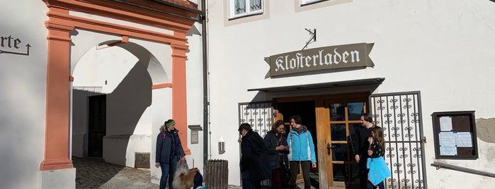 Klosterbrauerei Andechs is one of In Bayern dahoam.