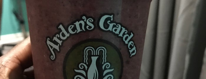 Arden's Garden is one of Atlanta vegan.