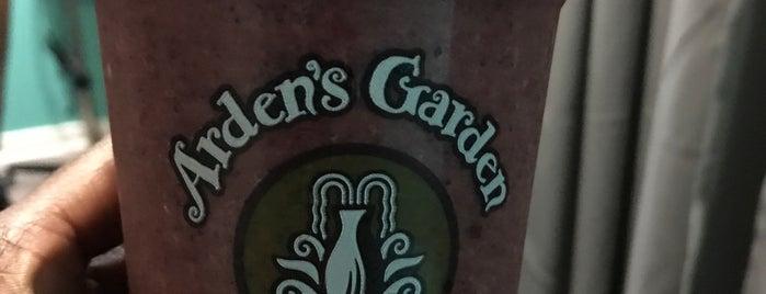 Arden's Garden is one of Atlanta - vegan.