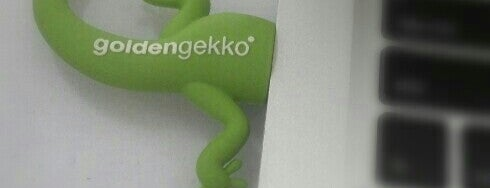 Golden Gekko is one of Orte, die Michael gefallen.