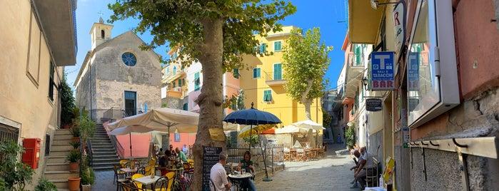 Corniglia is one of Tempat yang Disukai Cusp25.