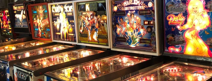 Dutch Pinball Museum is one of Netherlands.