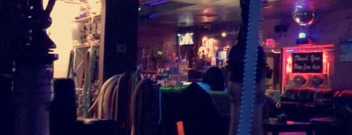 Hubbly Bubbly Cafe + Hookah Lounge is one of Favorite Places.