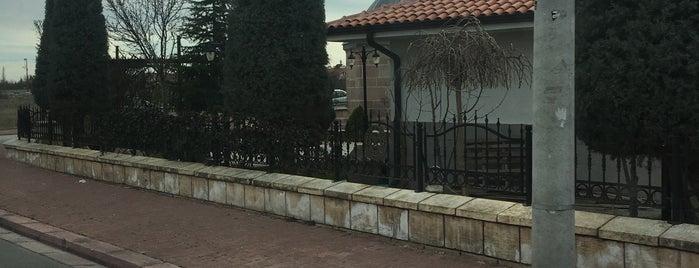 Âteşbaz-ı Veli Parkı is one of Konya.