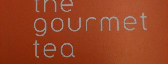 The Gourmet Tea is one of LM.