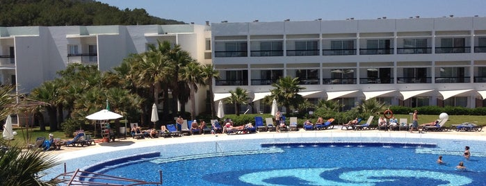 Grand Palladium Palace Ibiza Resort & Spa is one of Ibiza EDM Summer.
