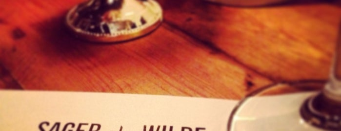 Sager + Wilde is one of Hackney, London.