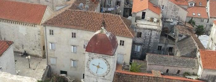 UNESCO Heritage Marker is one of Kroatien 2018.
