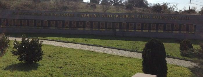 Gelibolu Yarımadasi Tarihi Milli Parkı Ana Tanıtım Merkezi is one of Yarışmayla Yap'ılanlar.