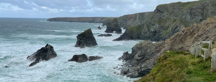 Carnewas and Bedruthan Steps is one of Cornwall.