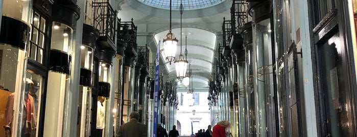 Piccadilly Arcade is one of clive 님이 좋아한 장소.