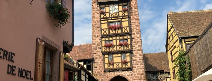 Le Dolder is one of Best of Alsace.