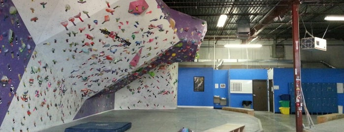 Denver Bouldering Club is one of dd.