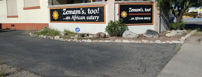 Zemam's, too! is one of Favorites.