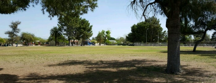 De Anza Park is one of City of Tucson Parks.