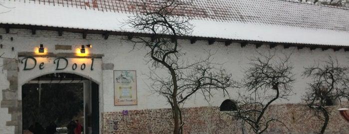 Kasteelbrouwerij Ter Dolen is one of Ultimate Brewery List.