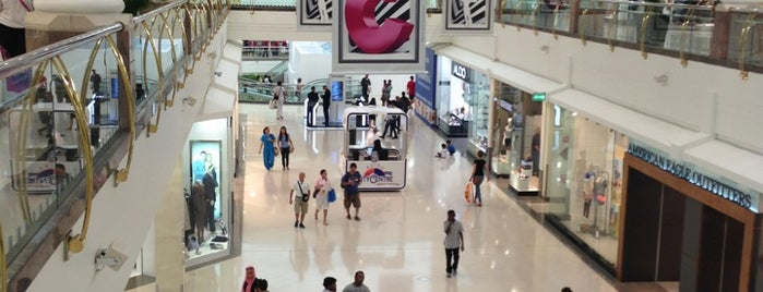 City Centre Deira is one of Abu Dhabi & Dubai, United Arab emirates.