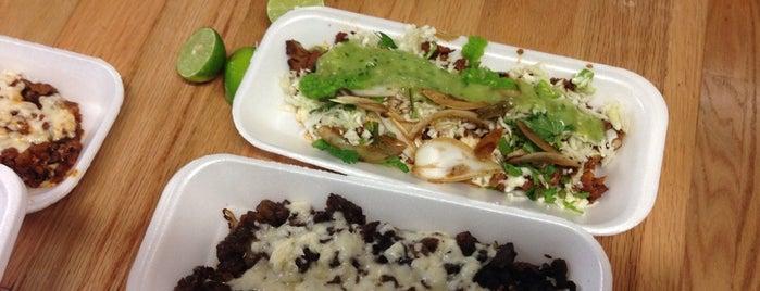Ricos Tacos is one of Gespeicherte Orte von Richi.
