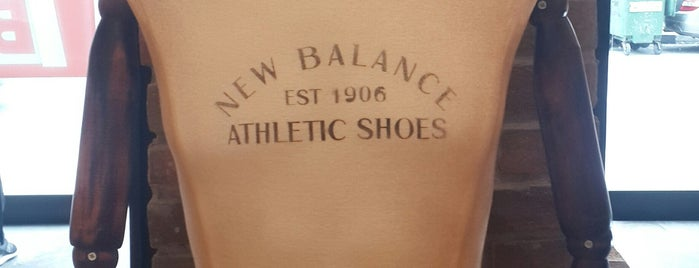 Newbalance is one of Best Places.