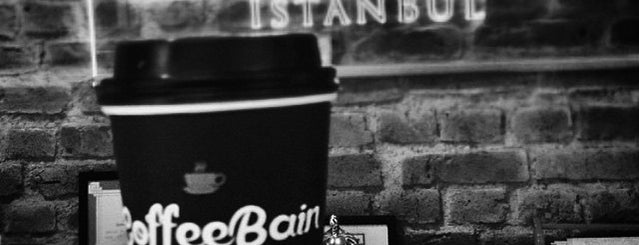 CoffeeBain is one of Istanbul Café.
