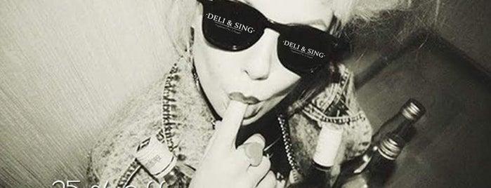 deli & sing is one of Tempat yang Disukai Alex.