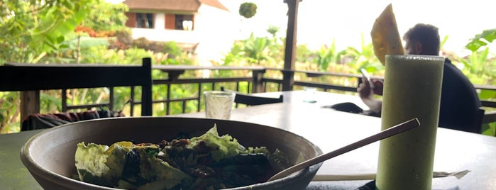 Moksa Plant-based Cuisine is one of Bali.