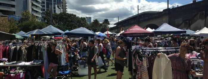 Kirribilli Market is one of Sydney.