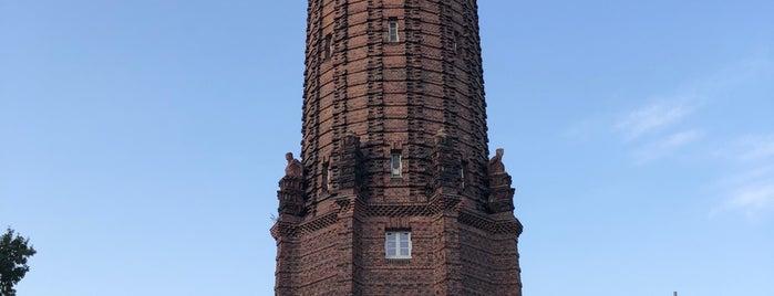 Wasserturm Jungfernheide is one of Thilo 님이 좋아한 장소.