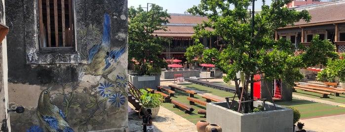 Lhong 1919 is one of 방콕.
