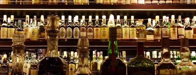 Whisky Bars - Singapore