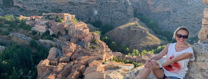 Albarracín is one of SPAİN 2.