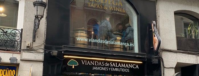 Viandas de Salamanca is one of Lugares favoritos en España.