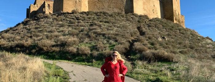 Castillo de Montearagon is one of Aragon.