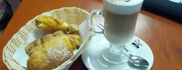 Pan & Canela is one of Delis Cafés & more.