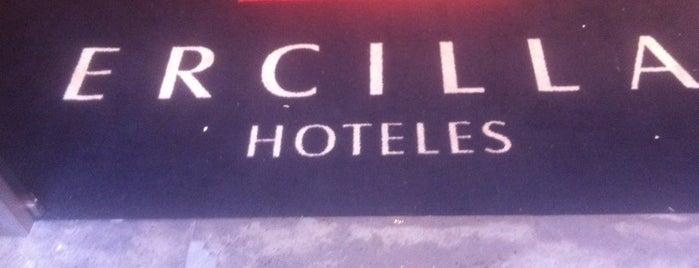 Hotel Ercilla is one of Hoteles en España.