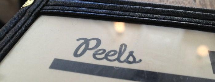 Peels is one of Favorite NYC Restaurants.