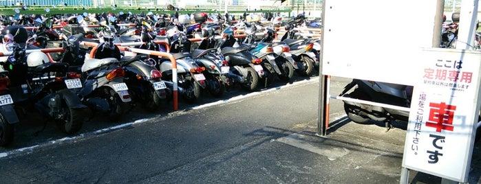 生田駅周辺自転車等駐車場 第3施設 is one of 麻生区多摩区の 駐車場。.