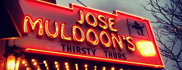 Jose Muldoon's is one of Lugares guardados de Ike.