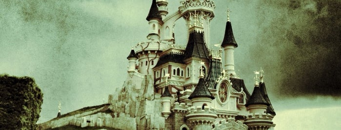 Discoveryland® is one of My Paris.