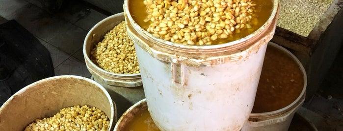 Tortillería is one of CDMX.