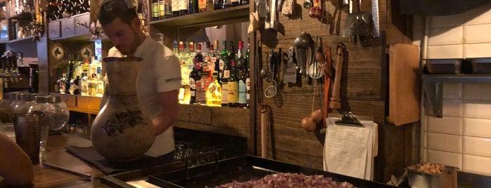 Café Tacobar is one of CDMX.