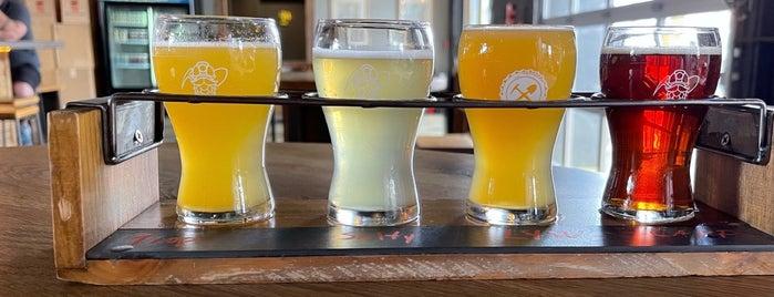 Birmingham District Brewing Company is one of Birmingham Best-Breweries Trail.