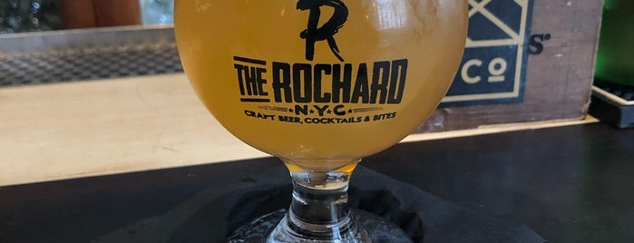 The Rochard NYC is one of Manhattan Bars.