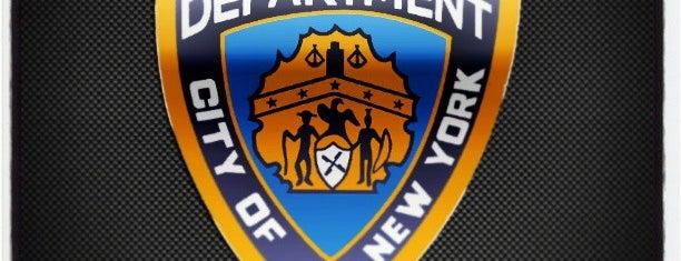 NYPD - 50th Precinct is one of Tempat yang Disukai Cindy.