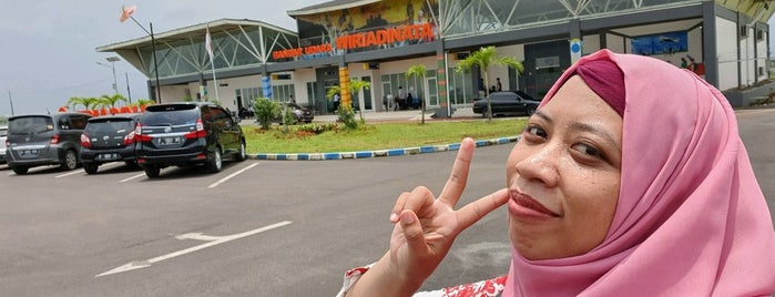 Wiriadinata Airport is one of Airports All Around The World.
