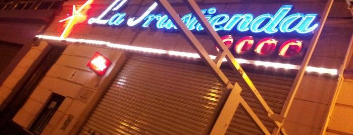 La Trastienda Club is one of Pub's, Club's e Coffee Shops!.