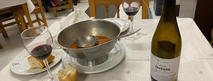 Restaurante Boliña El Viejo is one of Restaurantes.