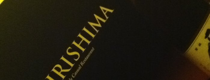 Kirishima Japanese Restaurant is one of Penang.