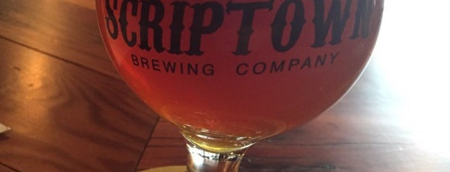 Scriptown Brewing Company is one of Omaha.